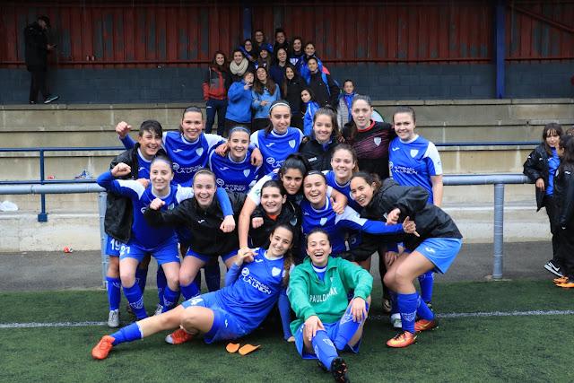 Fútbol | El Pauldarrak alcanza los cuartos de la Copa Vasca tras imponerse (0-2) al Bizkerre