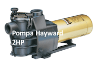 Kemampuan Sirkulasi Pompa Hayward 2HP (Max Flo)