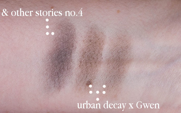 Urban Decay x Gwen Stefani eyebrow kit review