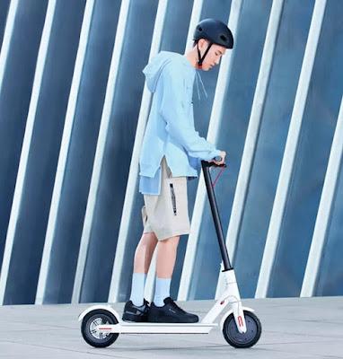 Електрическа тротинетка скутер Xiaomi Mijia, Скорост 25 км/ч, Автономия 30 км