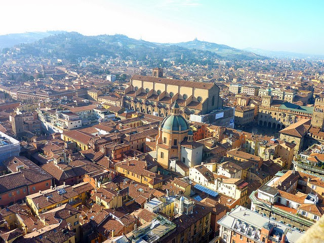 Bologna Stands Out in a Country Famed for its Food