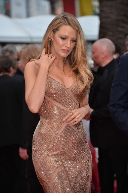 Blake Lively – 'Cafe Society' Premiere at 2016 Cannes Film Festival