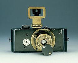 Ur-Leica, kamera pertama yang diproduksi Leica.