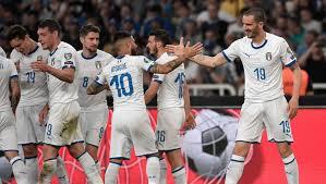 مباراة إيطاليا والبوسنة والهرسك