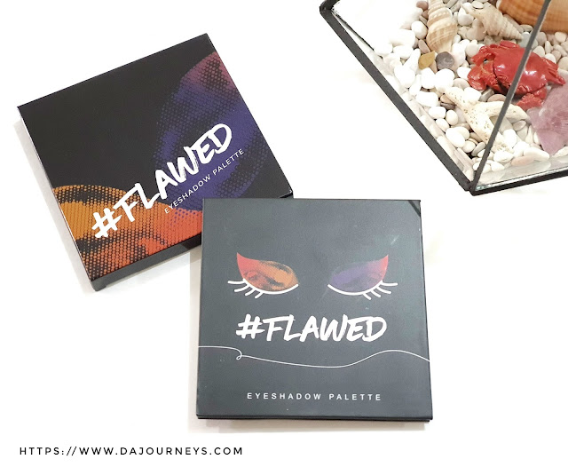 [Review] Flawed Eyeshadow Palette