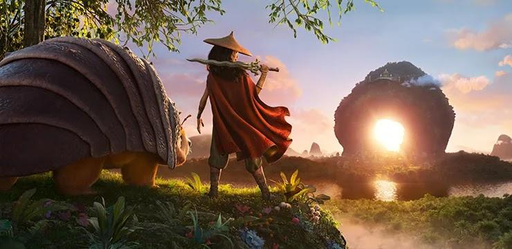Райя и последний дракон сюжет
