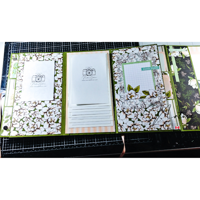 Magnolia Lane Folio Album