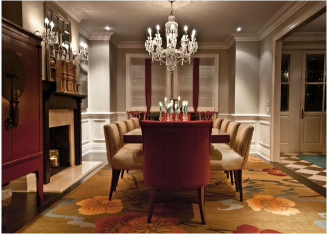 Beautiful Dining Room Ideas: Traditional Dining Room Design Ideas