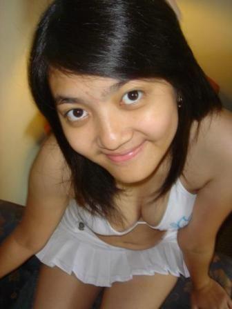 Foto Syur Chika Bandung pakai Bikini