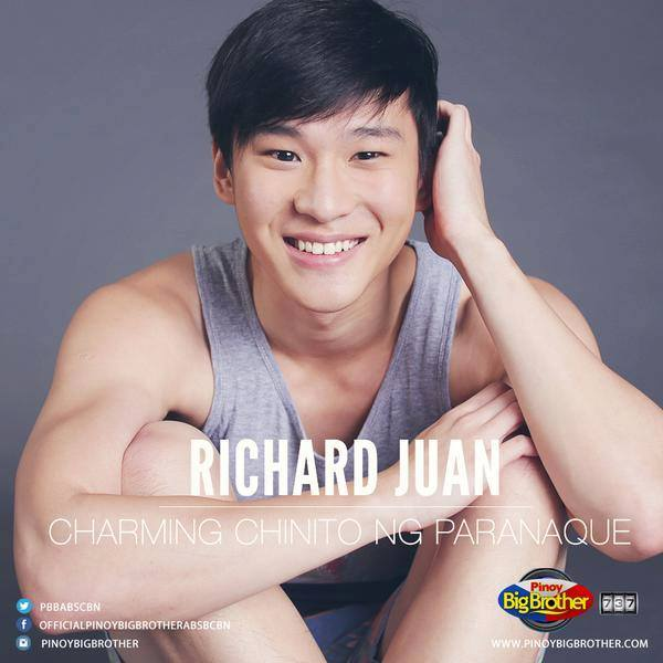 Richard Juan PBB 737 housemate