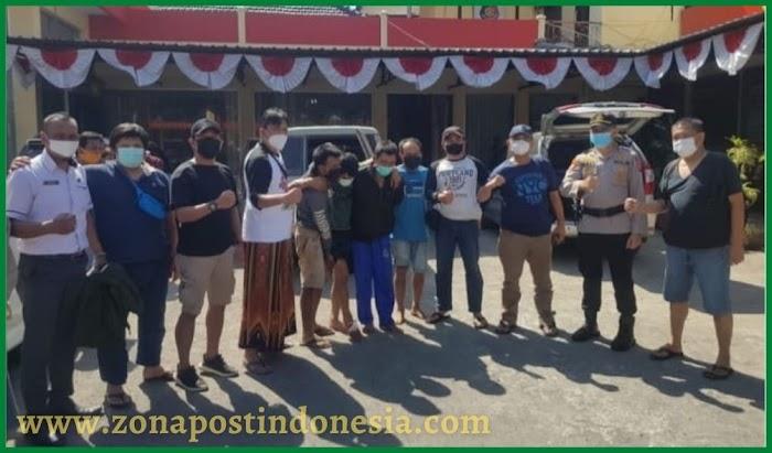 Pencuri Hewan Ternak Milik Warga Desa Mulyorejo Silo, Berhasil Dibekuk Satreskrim Polres Jember
