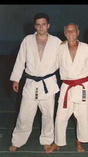 Mestre Leonardo e Mestre Hélio Grace