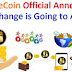Finally: OneCoin Official Announcement About Exchange is Going to Announce
