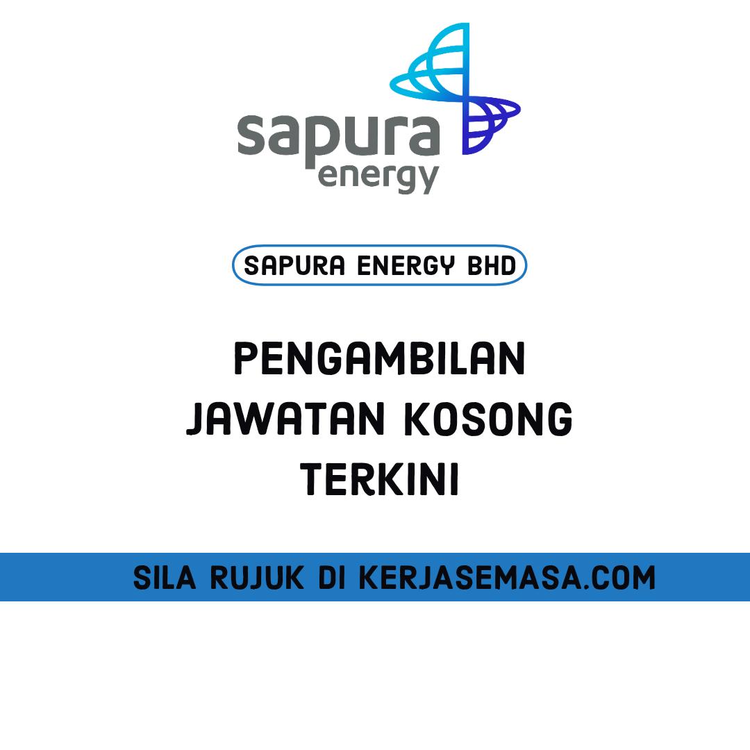 Pengambilan Jawatan Kosong Sapura Energy Berhad - Jom ...