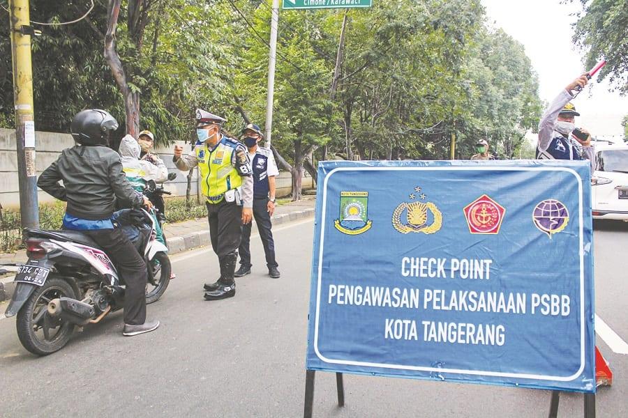 Mudik Lebaran Dilarang, Polres Metro Tangerang Siapkan 5 Titik Posko