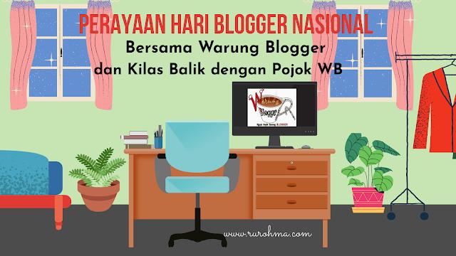 Hari Blogger Nasional Versi Warung Blogger
