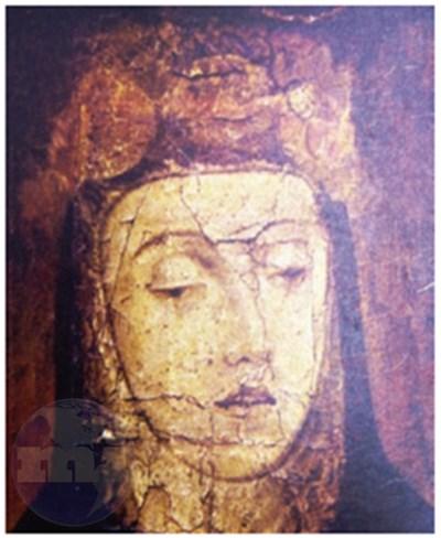 Retrato de Santa Rosa de Lima