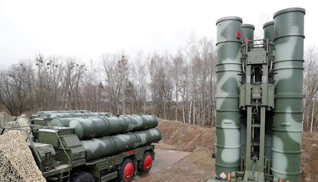 Turkey provides Russian contract for s-400 missile defense systems