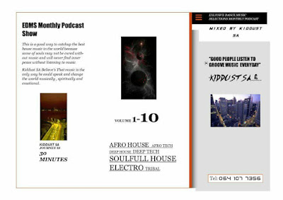 Kiddust SA - Exclusive Dance Music Selection Vol.1