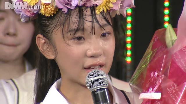 NMB48 'Yume wa Nigenai' 190924 RS8 1830 LOD DMM (Odan Yui Graduation Performance)