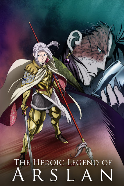 Arslan Senki S1 + S2 Sub Indo Batch Download