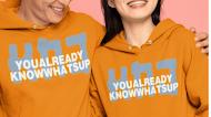KNJ YAKWU Slate T Shirt
