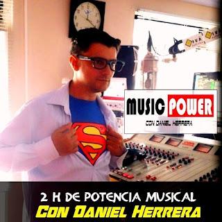 Music Power - Daniel Herrera