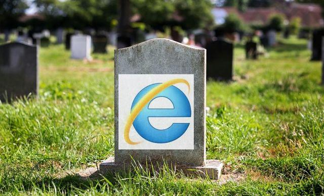 """Internet Explorer dirá adiós pronto, esta es la fecha de su """"muerte"""""""