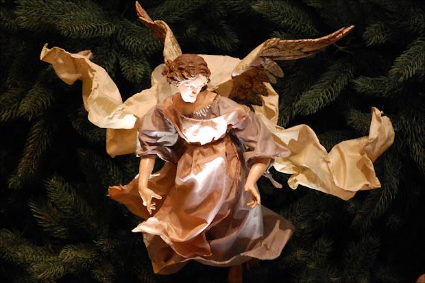 Angel Tree at the Metropolitan Museum of Art