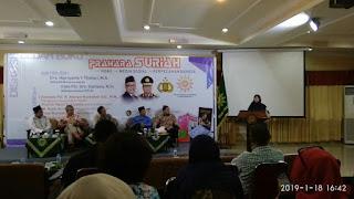Dihadiri Wakabaintelkam POLRI dan Tokoh Syiah, Seminar Prahara Suriah di PP Muhammadiyah Berhasil Digelar