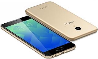 Harga dan Spesifikasi Meizu m5, Ponsel Kamera 13 MP Sejutaan