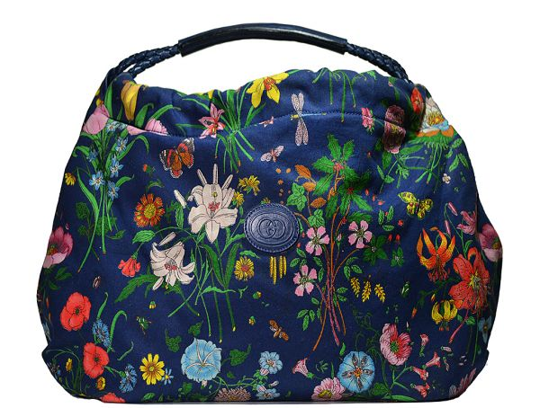 Past Present Designer Consignment Boutique Gucci Floral