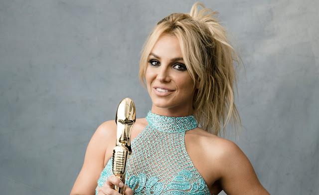Britney Spears não envelhece