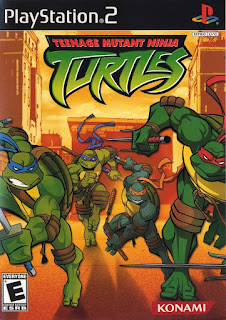 Download Teenage Mutant Ninja Turtles PS2 ISO