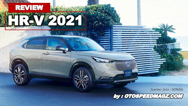 review-spesifikasi-harga-all-new-honda-hr-v-2021
