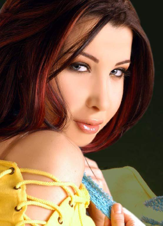 Turns! Nancy ajram pussy and tits
