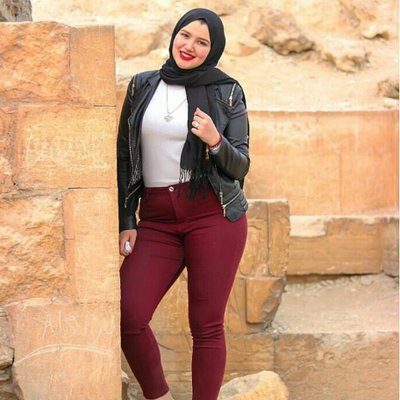 حنين حسام هرم مصر