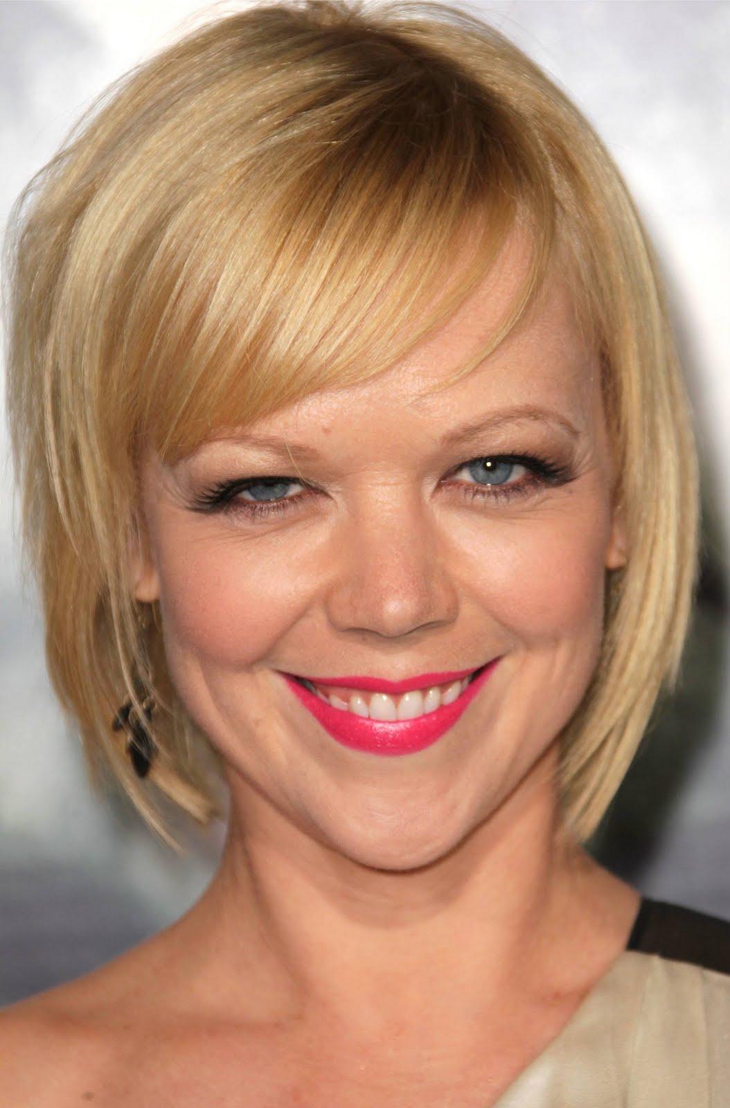 Kafgallery Celebrity New Shag Hairstyles Of 2012