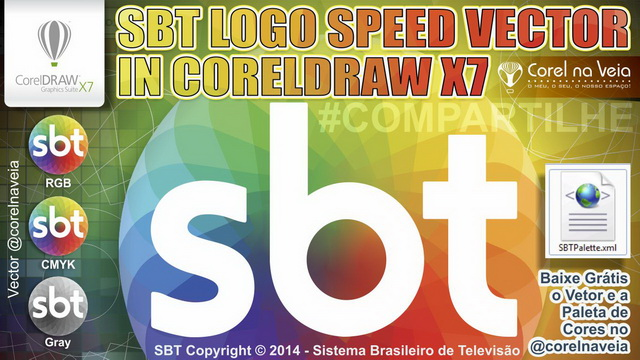 Logo SBT Vactor Free Speed Vector