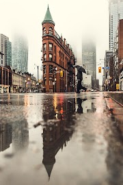बारिशे दिन की