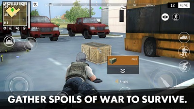 Last Battleground Survival Mod Apk