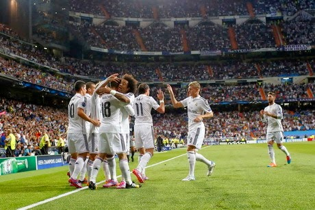Video Cuplikan Gol Madrid VS Basel 5-1 Liga Champions 17/09/14