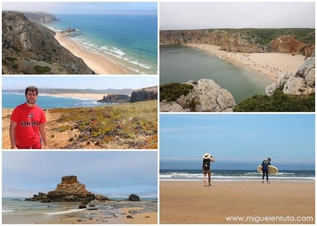 Playas-Algarve-Oeste