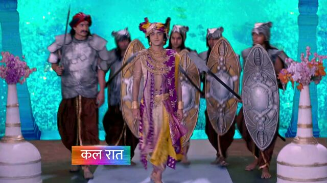 Hostar Radha Krishn Serial : Krishn - Arjun  Ghatha S2 E34 27 Full episode