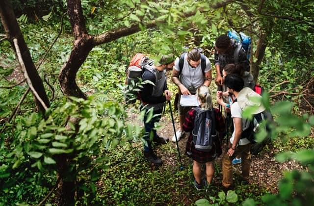 Trekking in Kumbhalgarh Wildlife Sanctuary