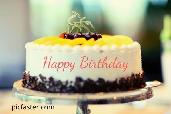 Top New Beautiful Birthday Cake Images, Pictures Free Download