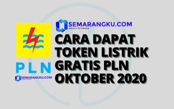 bisa lewat wa token listrik gratis dari pln meluncur di rumahmu bulan oktober ini cara dapatkannya indonesiakininews com bisa lewat wa token listrik gratis dari