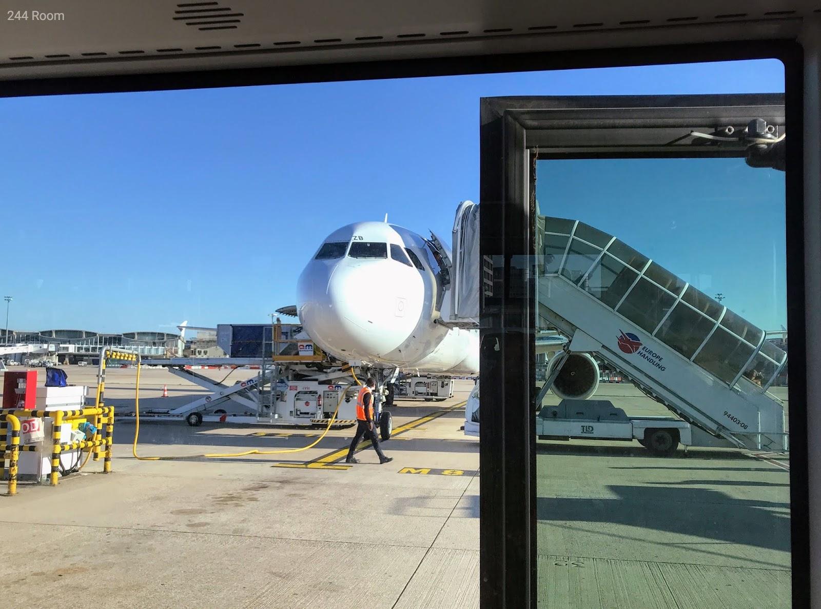 Finair A321