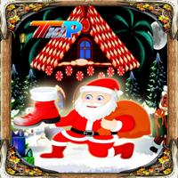 Top10NewGames Christmas Find The Santa Shoe