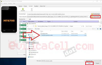 SP Flash Tool Redmi Note 2 (2015052)
